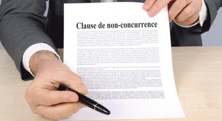 La clause de non-concurrence en droit commercial