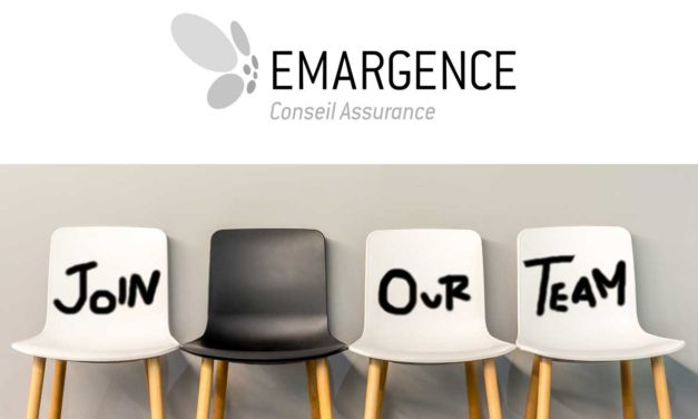 Emargence recrute un Consultant Comptable Assurance Senior (H/F)